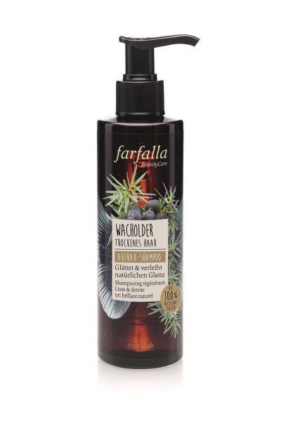 FARFALLA Wacholder Aufbau-Shampoo, 200ml NEU!