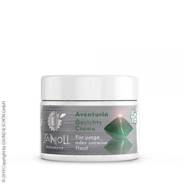SANOLL Aventurin Gesichtscreme 30ml