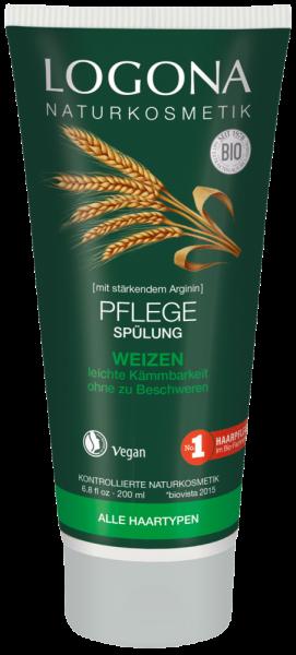LOGONA Pflege Spülung Weizen, 250ml