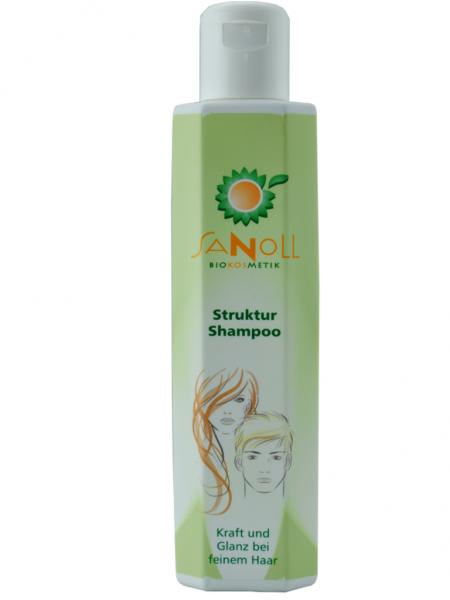 SANOLL Struktur Shampoo 200ml