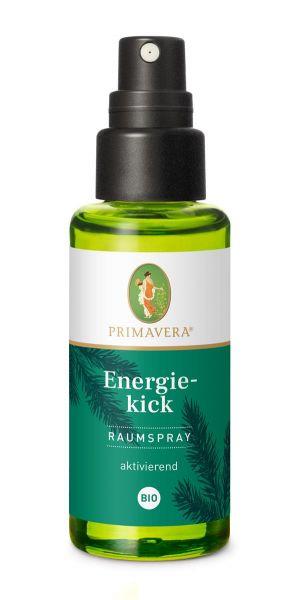 PRIMAVERA Energiekick Raumspray* bio, 50 ml vormals: Energy