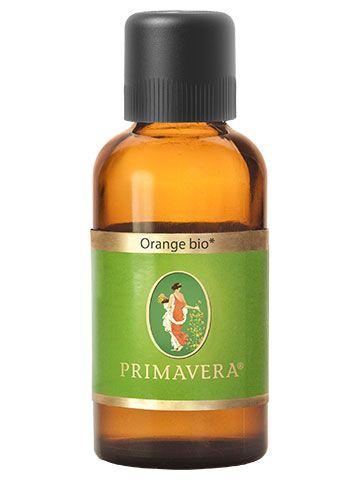 PRIMAVERA Orange* bio, 50 ml