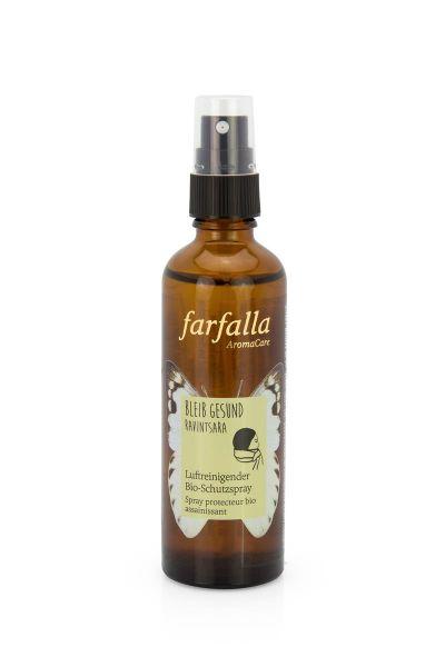 Farfalla - Bleib Gesund Ravintsara Bio-Schutzspray, 75ml