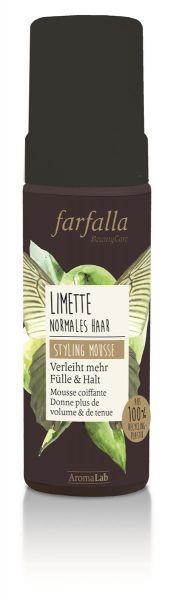 FARFALLA Limette Styling Mousse, 150ml NEU!