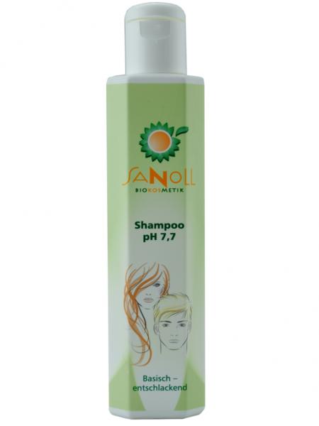 SANOLL Shampoo pH 7,7 200ml