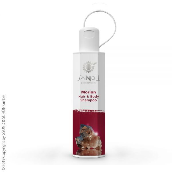 SANOLL Morion Hair & Bodyshampoo 200ml