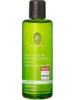 PRIMAVERA Aloe Vera Öl* bio 100 ml