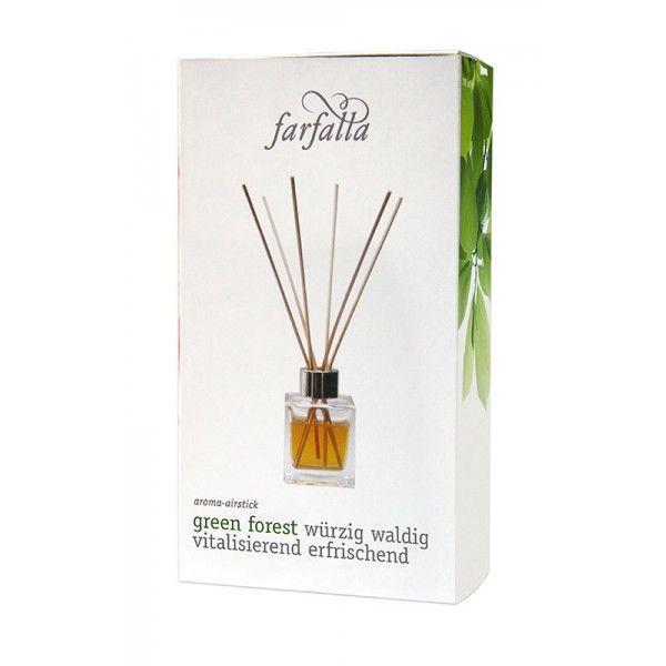 FARFALLA Aroma-Airstick Green Forest, 100ml