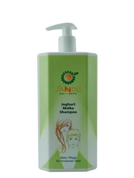 SANOLL Joghurt Molke Shampoo 1000ml Rezeptur optimiert!