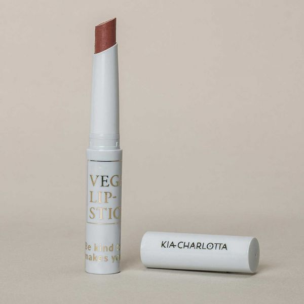 "Kia Charlotta Vegan Lipstick ""Embracing Failure"" Braun-Pink, 1,8g"