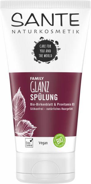 SANTE Glanz Spülung Bio-Birkenblatt & Provitamin B12, 150ml