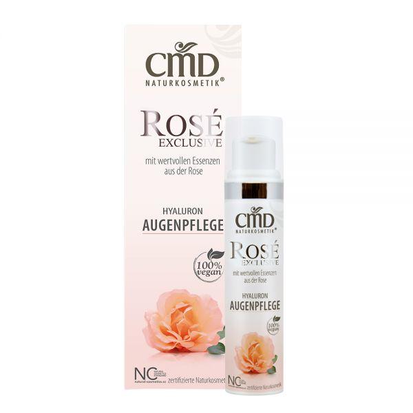 CMD Rosé Exclusive Hyaluron Augenpflege, 15ml