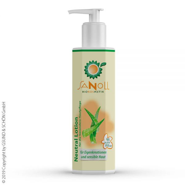 SANOLL Neutral Lotion 150ml