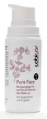 Cobicos PURE FACE Step 1: Make up-Entferner, 100ml