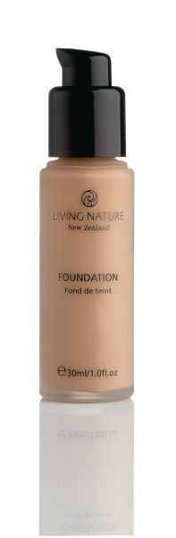 Living Nature FOUNDATION PURE BEIGE, 30ml