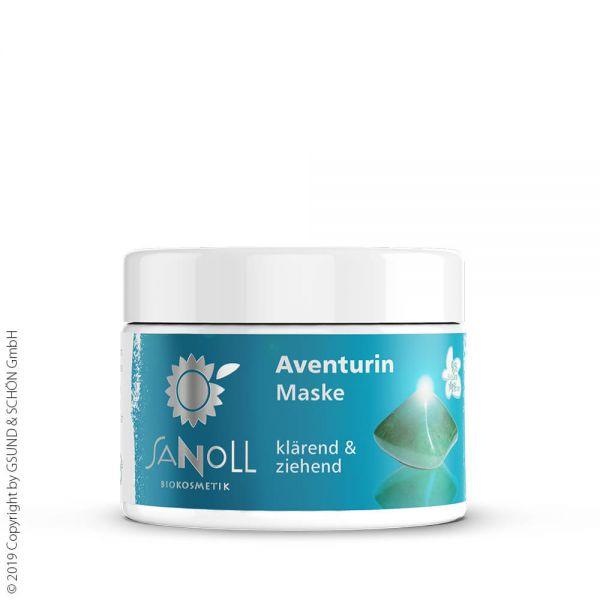 SANOLL Aventurin Maske - klärend 30ml