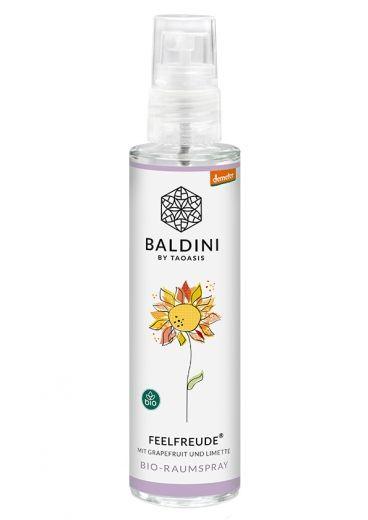 Baldini Feelfreude Raumspray 50ml Demeter!