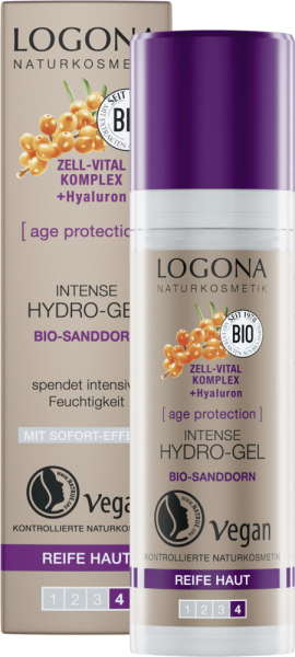 LOGONA Age Protection Intense Hydro Gel, 30ml