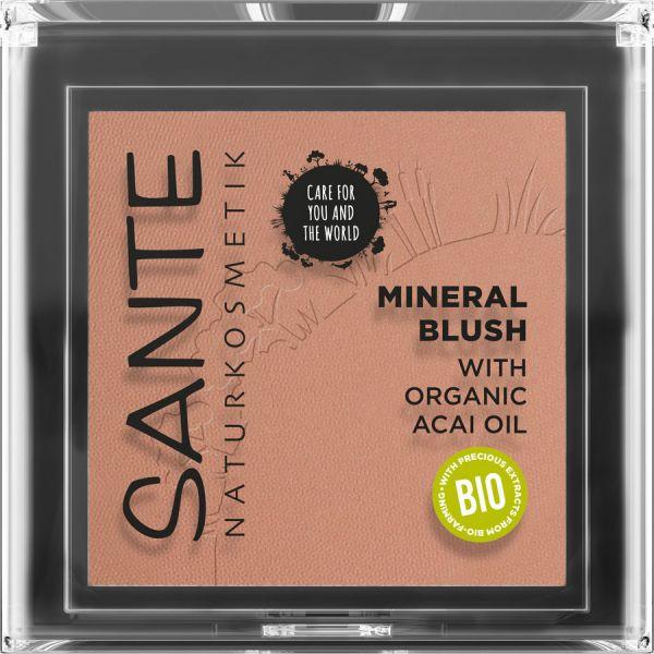 SANTE Mineral Blush 02 Coral Bronze