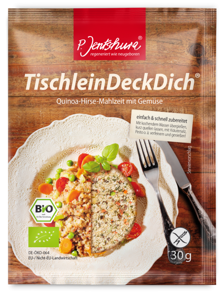 P.Jentschura Tischlein Deck Dich Mini´s 3x30g