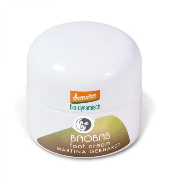 Martina Gebhardt BAOBAB Foot Cream, 15ml