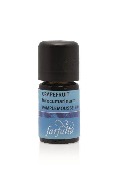 FARFALLA Grapefruit, bio, 5ml