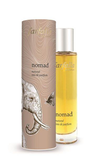 FARFALLA nomad, Natural Eau de Parfum 50ml NEU!