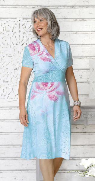 The Spirit of OM Kleid Sommerwind aus BioBaumwolle Gr. XS - XL
