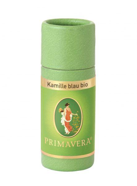 PRIMAVERA Kamille blau* bio, 1 ml
