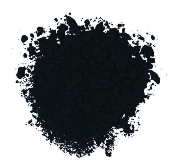 Living Nature EYE SHADOW SLATE Schiefer - grau-schwarz, 1,5g