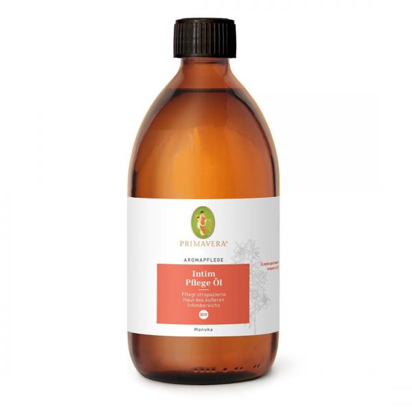 PRIMAVERA Aromapflege Intim Pflege Öl, 500ml