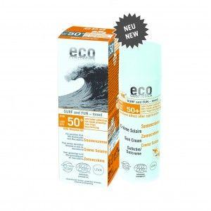 ECO SURF & FUN Sonnencreme LSF 50+, 50ml