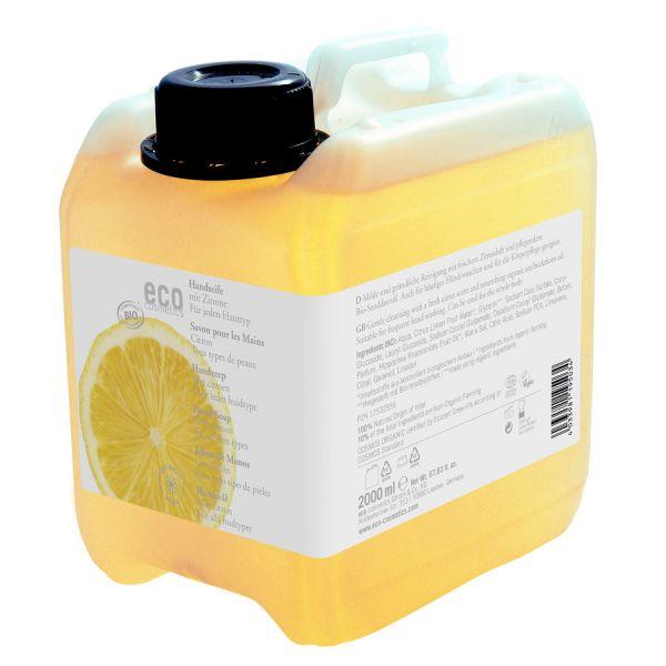 ECO Handseife mit Zitrone 2000ml