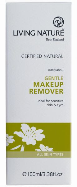 Living Nature MAKEUP REMOVER: Makeup Entferner, 100ml