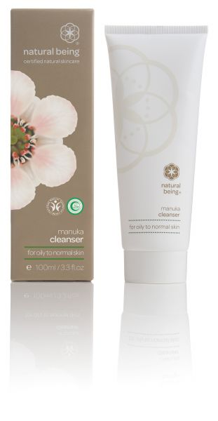 Living Nature NATURAL BEING Manuka Cleanser, 100ml