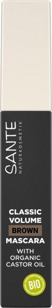 SANTE Classic Volume Mascara 02 Brown, 8mll