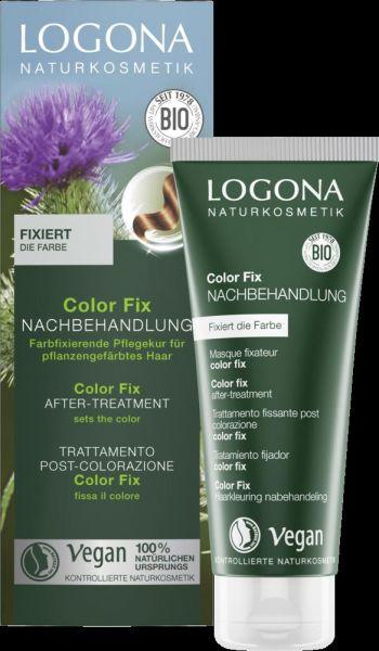 LOGONA Color Fix Nachbehandlung, 100 ml