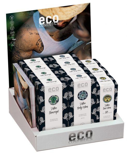 ECO Verkaufsdisplay Tattoopflege