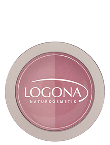 LOGONA Blush no. 01, rose + pink