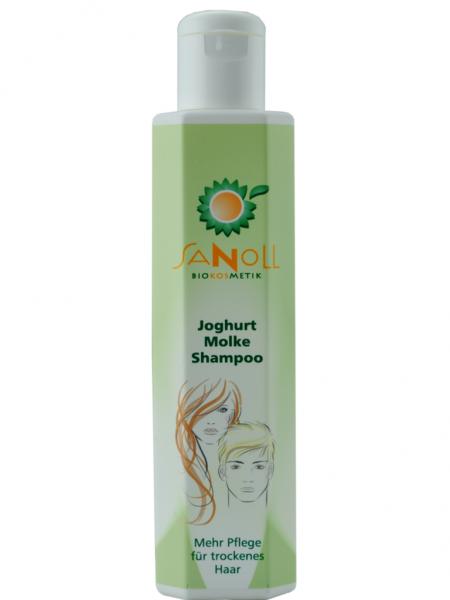 SANOLL Joghurt Molke Shampoo 200ml Rezeptur optimiert!