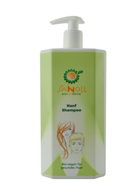 SANOLL Hanf Shampoo 1000ml