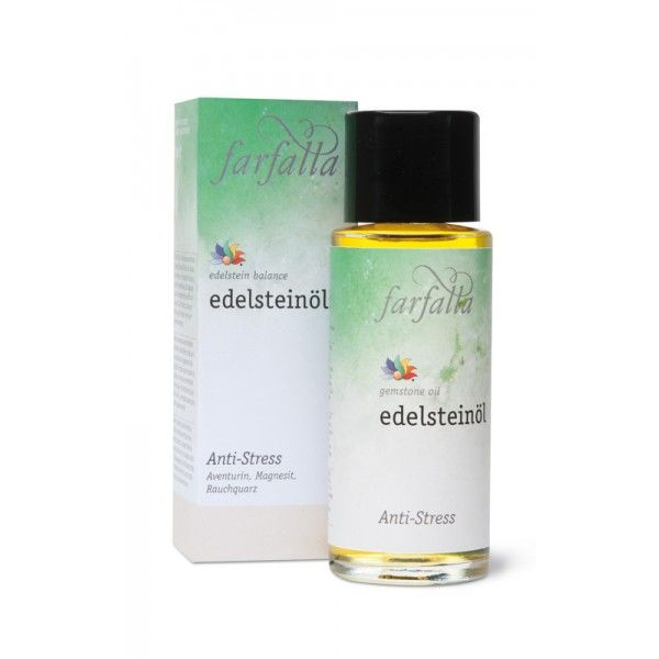 FARFALLA Edelsteinöl Anti-Stress 80ml
