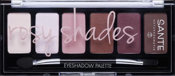 SANTE Eyeshadow Palette rosy shades, 6g