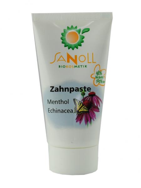 SANOLL Zahnpaste Menthol-Echinacea 75ml