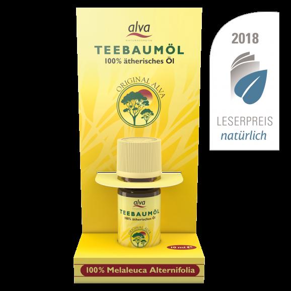 alva Teebaumöl - im Blister, 20ml