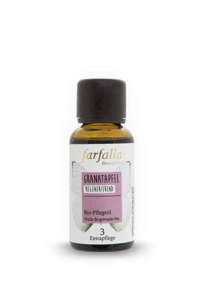 Farfalla Granatapfel Bio-Pflegeöl, 30ml