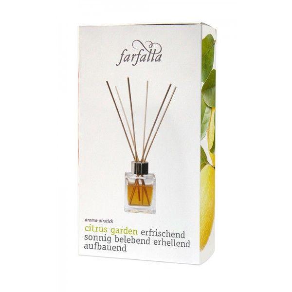 FARFALLA Aroma-Airstick Citrus Garden, 100ml