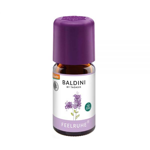 Baldini - Duftkomposition Feelruhe demeter 5ml