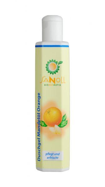 SANOLL Duschgel Mandelöl-Orange 200ml