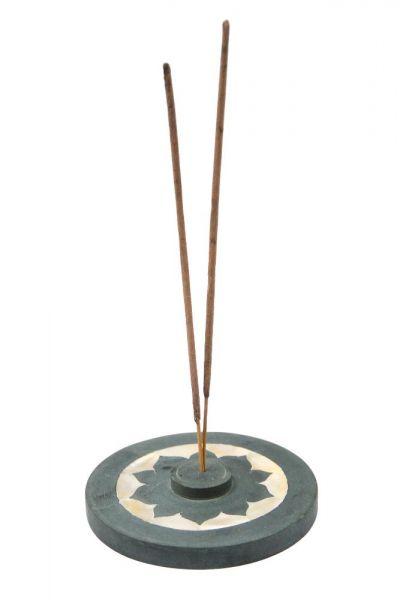 FARFALLA Räucherstäbchenhalter Lotus (mit Schachtel)